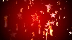 圣诞节背景 五角星