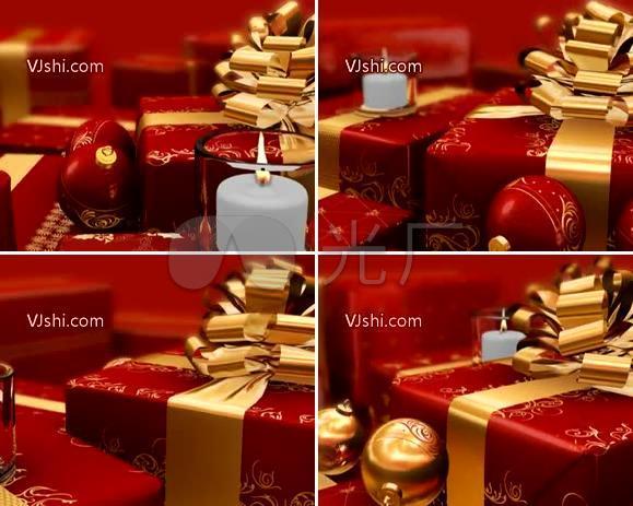 圣诞节 礼盒