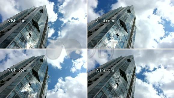 写字楼 高楼大厦