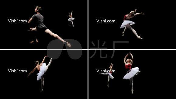 女芭蕾节奏.