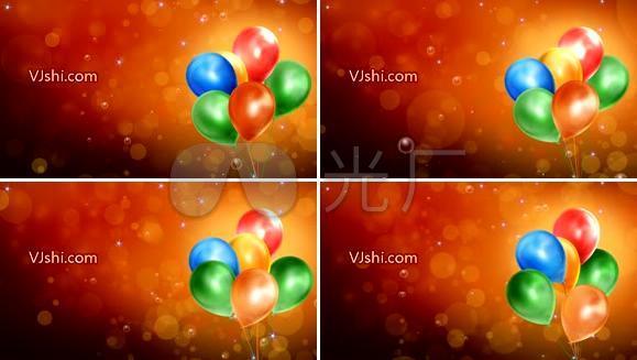 气球 卡通 可爱 六一儿童节