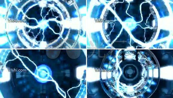 超酷电流齿轮