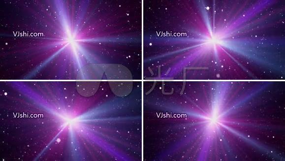 灯光 粒子 光线