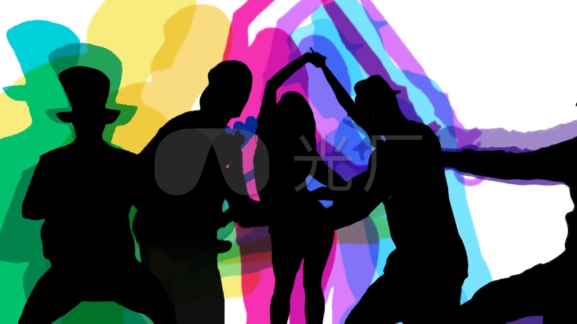(高中)剪影极品-视频备课素材制度-vjsh样片教师舞蹈串烧学校图片