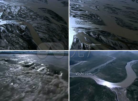 壮观 大自然之河流
