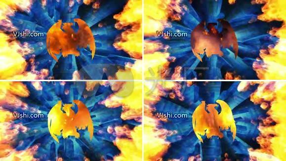 火焰鸟老鹰VJ