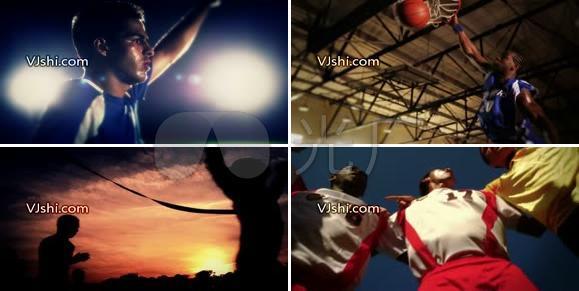 体育运动集合