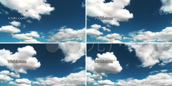 蓝天白云1080高清