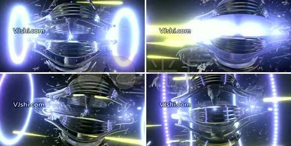 太空金属激光