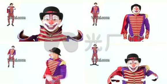 愚人节小丑
