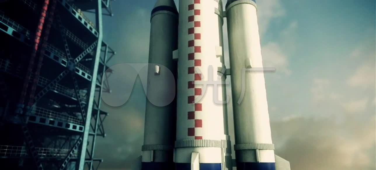 中国航天科技神舟飞船嫦娥卫星发射空间站_1288x584