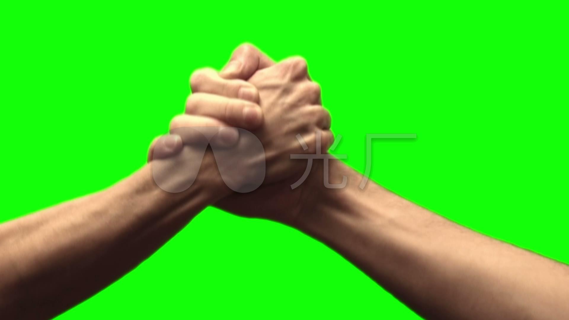 握手合作共赢团队_1920x1080_高清视频素材