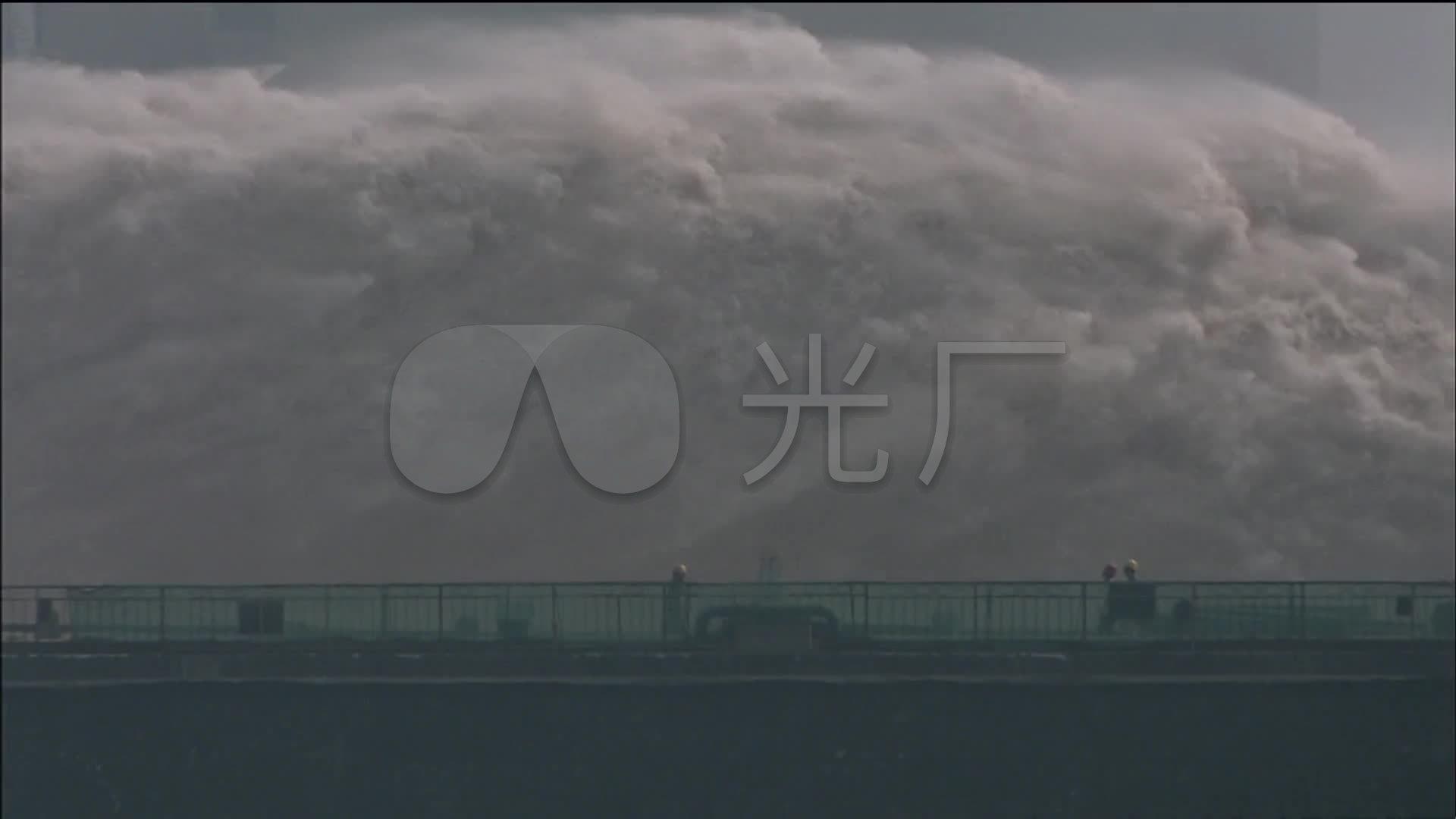 长江三峡大坝泄洪水利工程发电站v奶茶_1920X奶茶吧视频图片