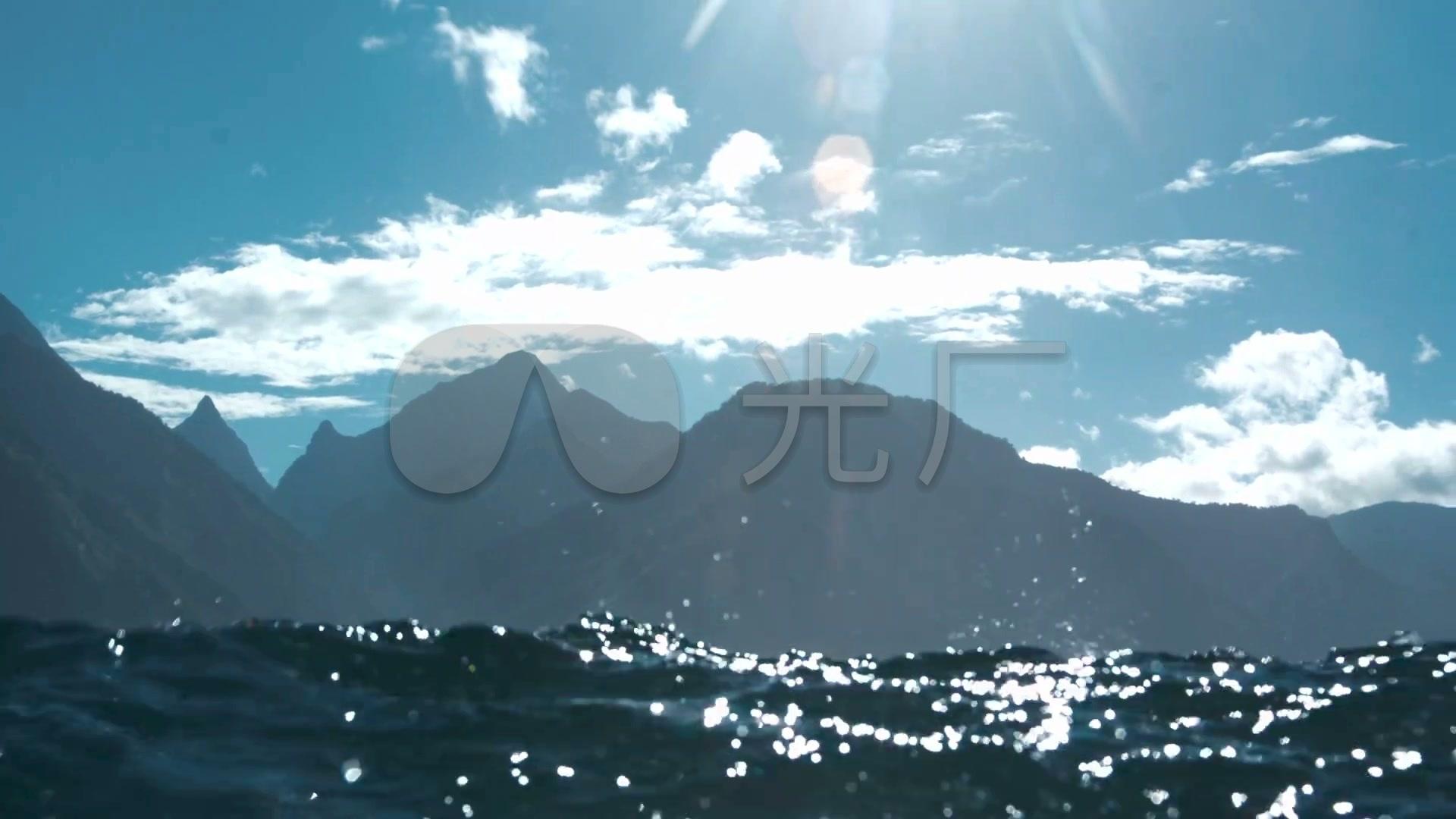 超帅摩托车高清冲浪_1920X1080_气垫滑板素美视频视频妆图片