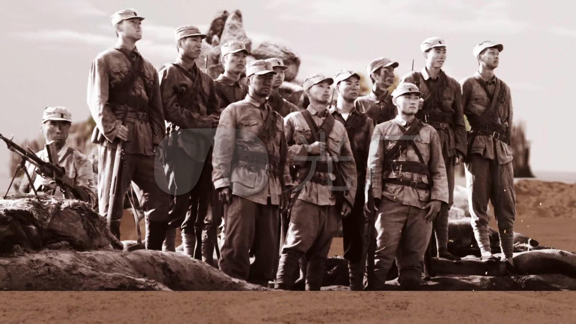 (强烈v高清)抗日战争高清视频_1920X1080_素材视频低智商图片