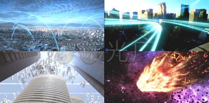 智能信息化大数据网络