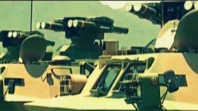 军队实战演习视频素材,1280*720。4分钟29秒