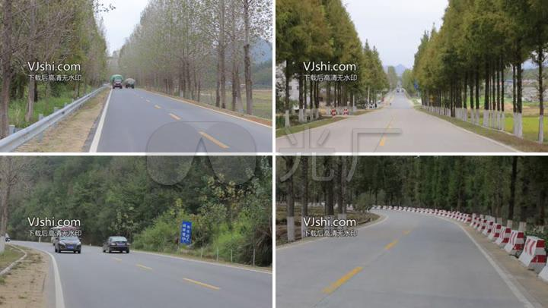 农村公路素材