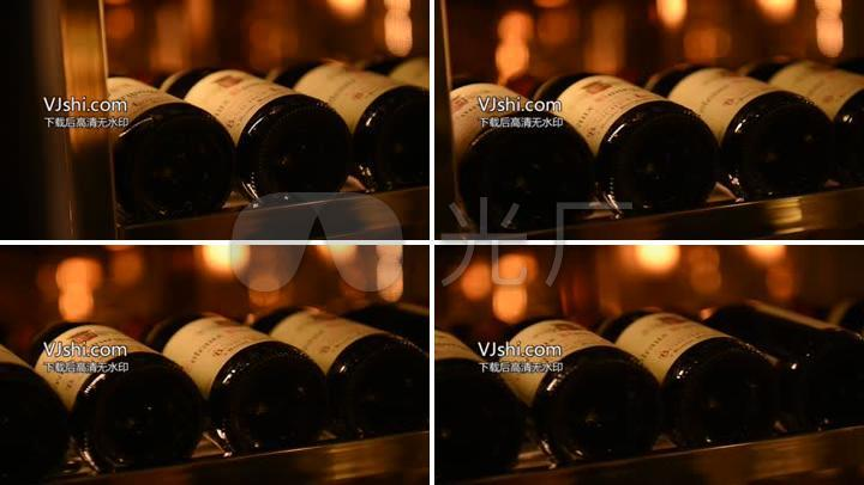 实拍高清红酒