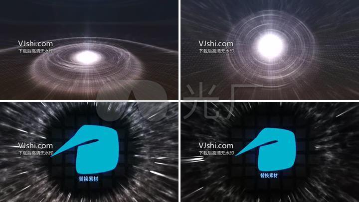 能量光环爆炸开场