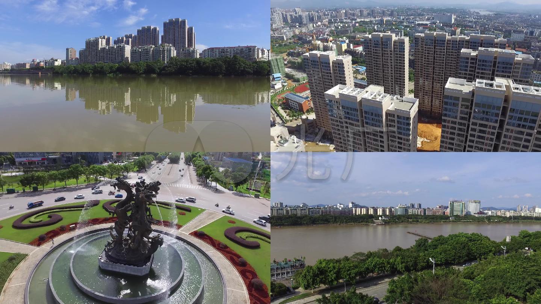 赣州城市景色