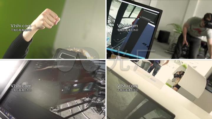 VR游戏体验与制作宣传