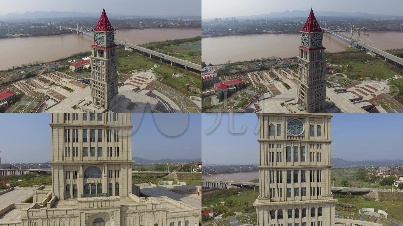 赣州和谐钟塔
