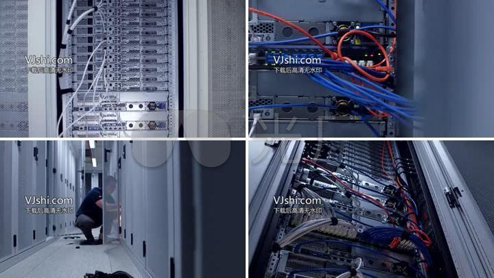 网络服务器机房信息中心检测检修