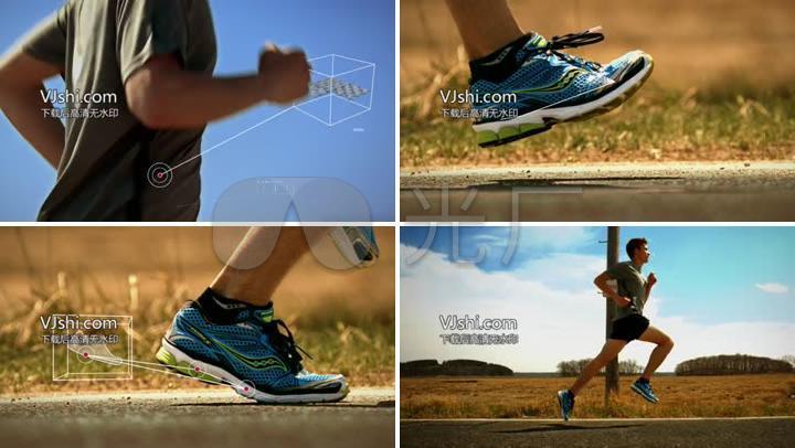 跑步的人运动力学分析