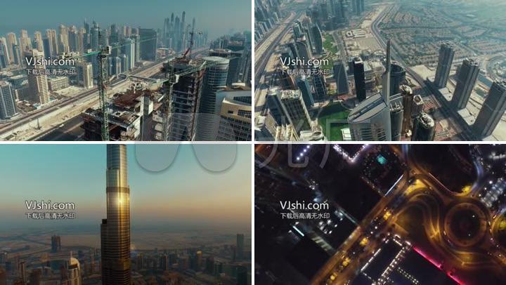 迪拜城市宣传片