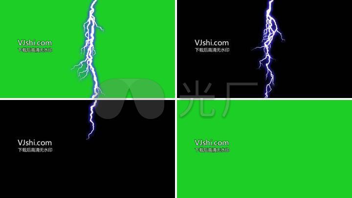 雷击中央电视�9f�x�_雷击闪电电击闪光_1920x1080_高清视频素材下载(编号