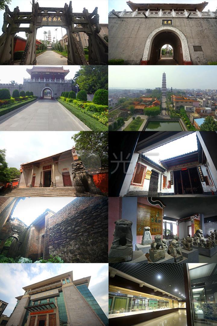 湛江雷州古迹建筑