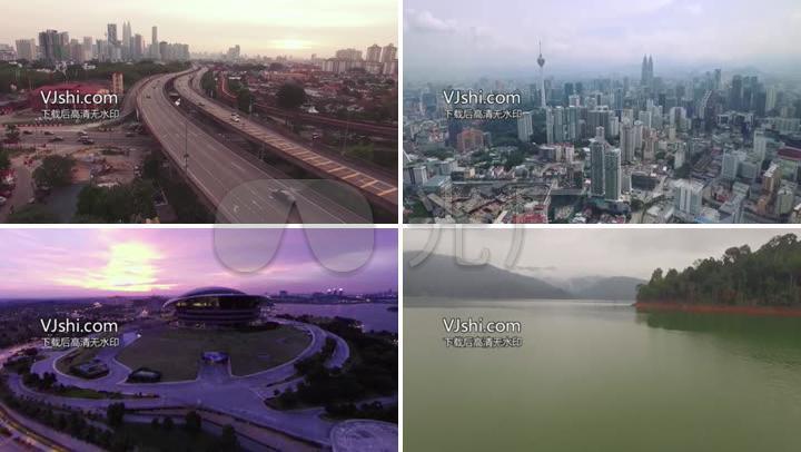 马来西亚吉隆坡双子塔