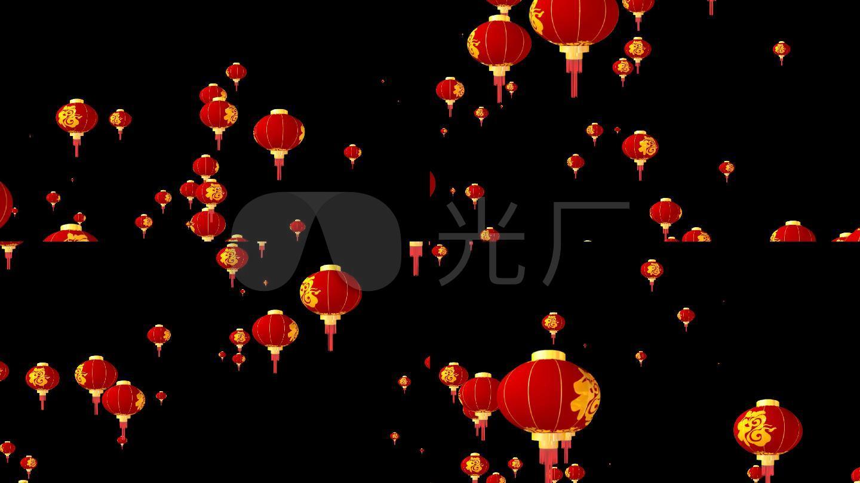 新年元宵红灯笼02