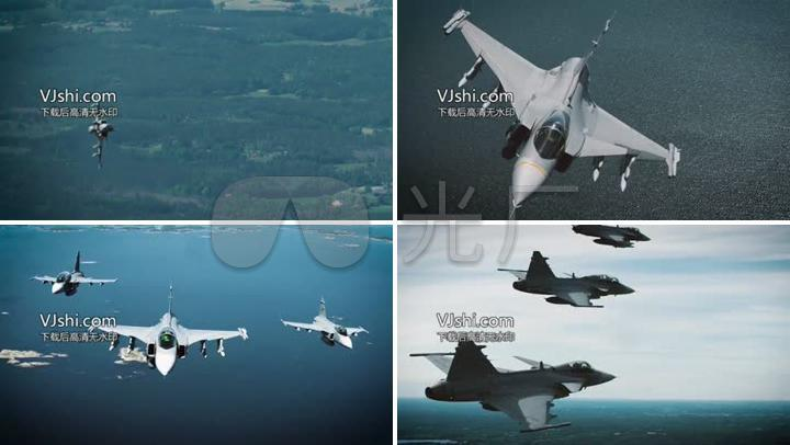 战斗机飞机军事军事演习