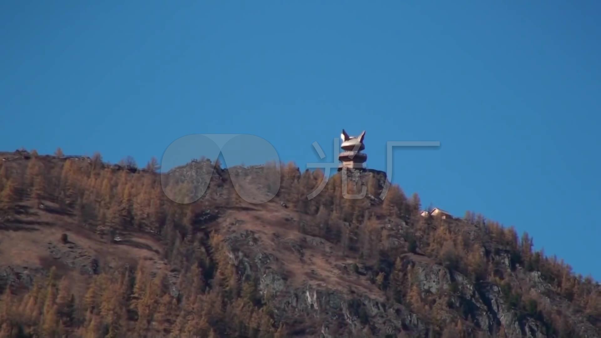 北疆喀纳斯河神仙湾月亮卧龙湾_1920X1080_的视频助产图片