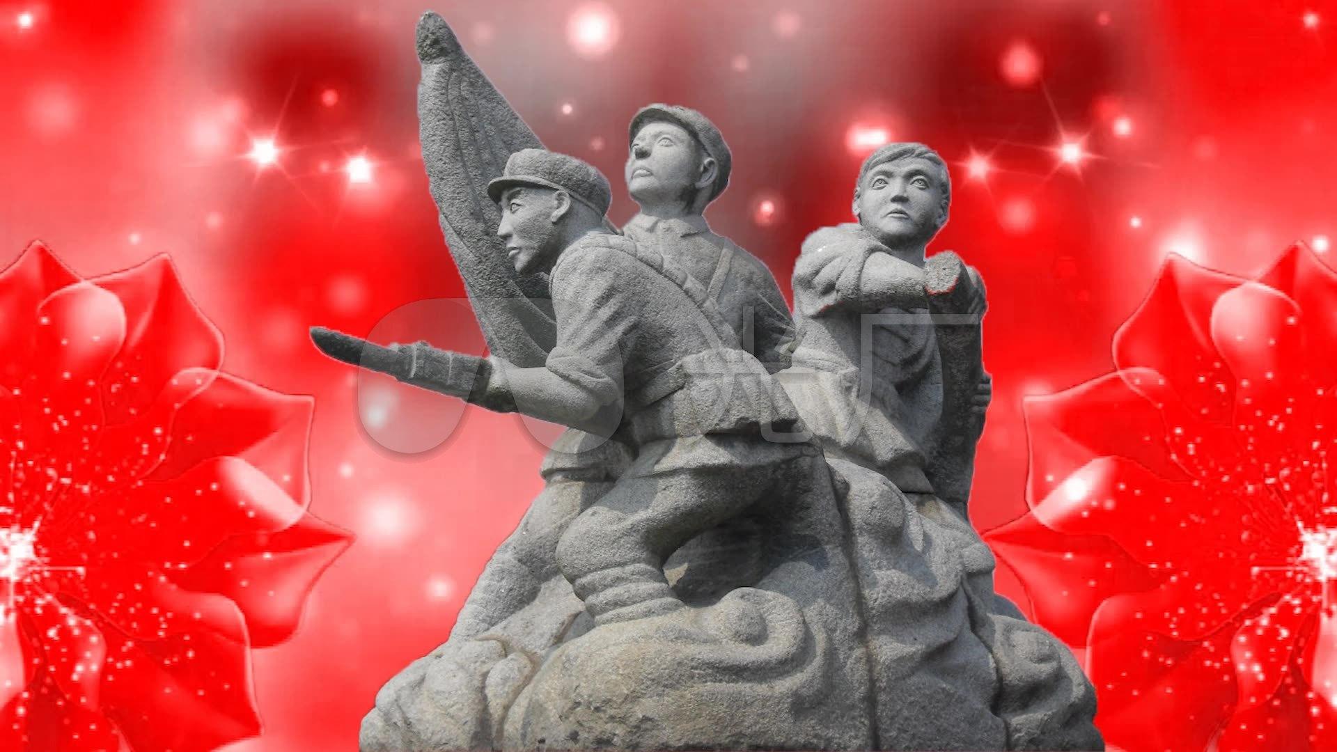 视频《红梅赞》_1920X1080_歌曲素材视频下刘长山高清图片