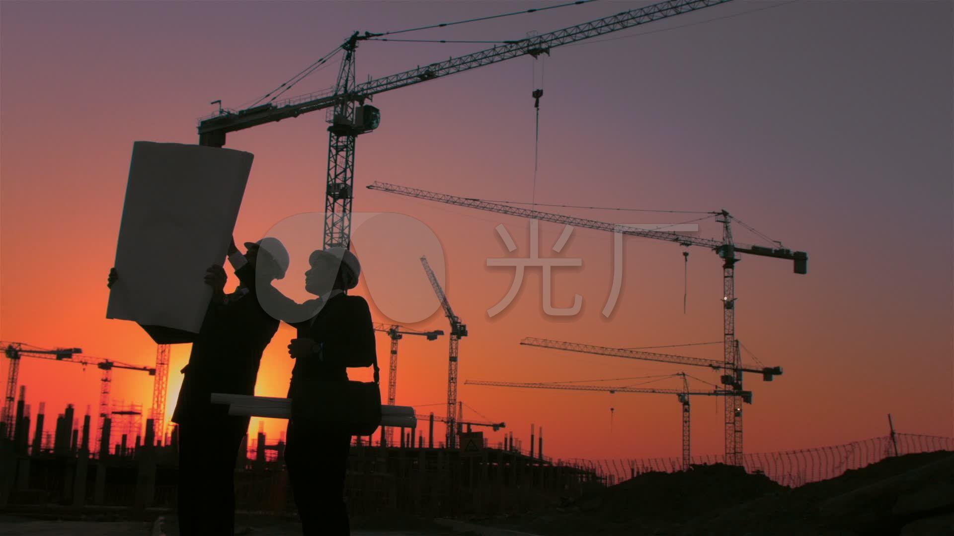 工程师看建筑高清搞设计_1920X1080_图纸视模旗袍裁片图纸纸建设图片
