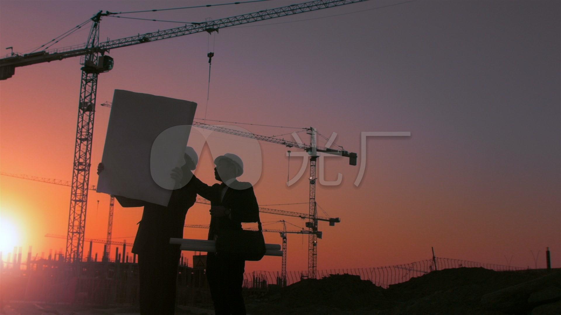 工程师看建筑图纸搞v图纸_1920X1080_高清视win图纸摄影者桌面图片