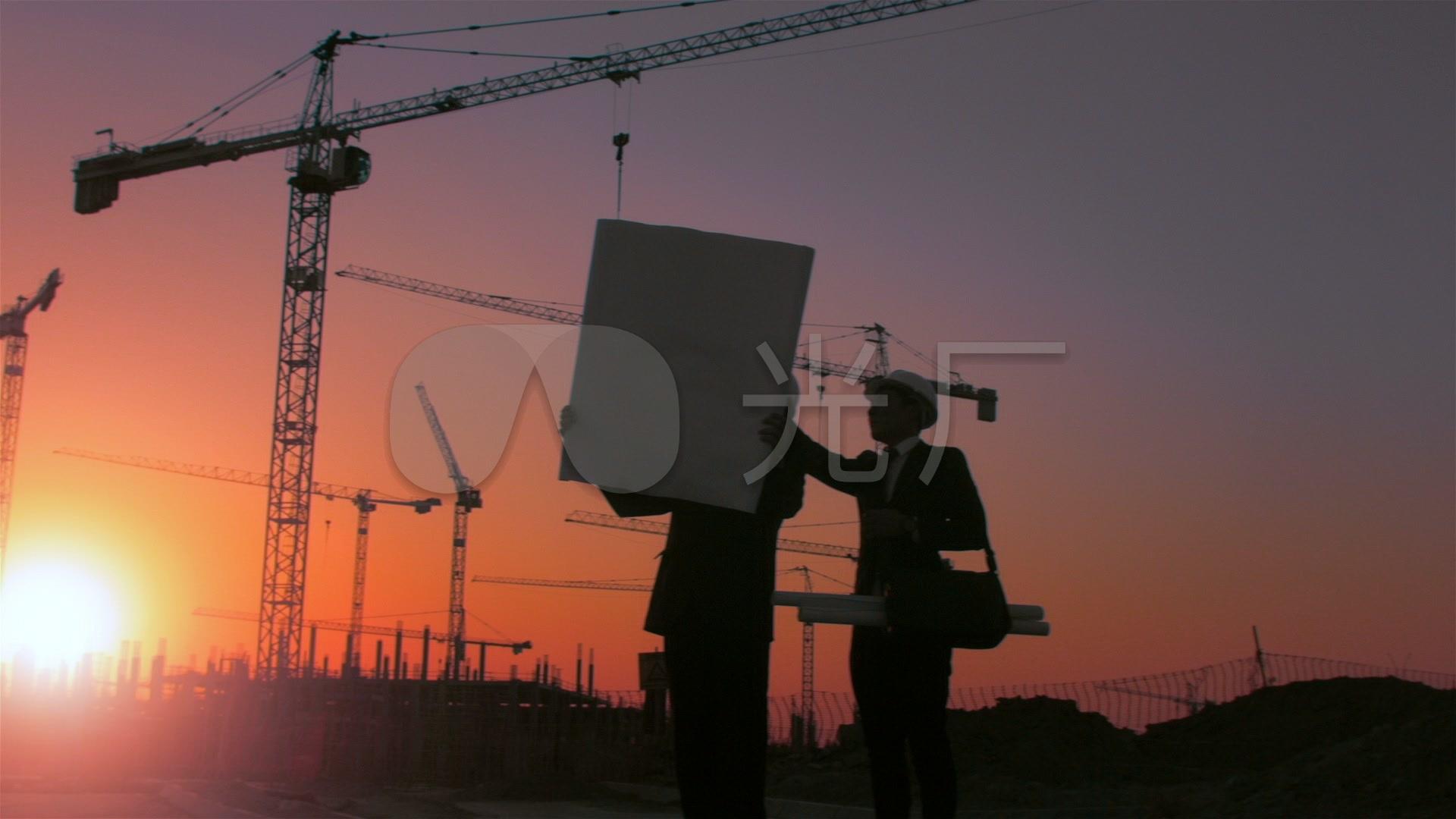 工程师看建筑图纸搞v图纸_1920X1080_图纸视机高清刮粪一拖三图片