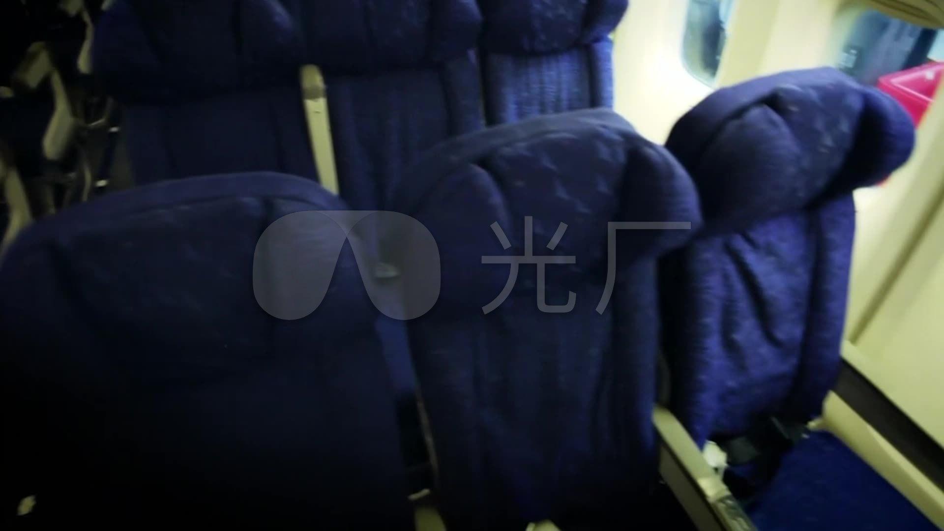 飞机民航舱内景内部展示_商务客机头等舱_19简单的画花步骤图片