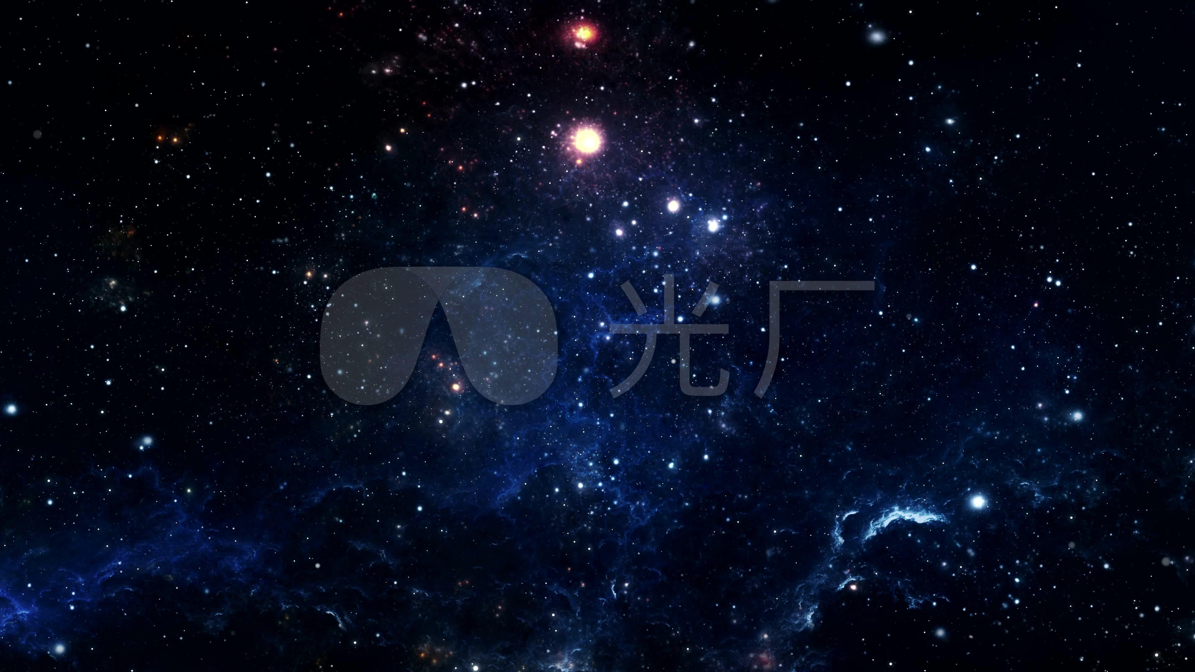 星空视频壁纸_4k震撼大气宇宙星空视频_3840x2160_高清视频素材下载