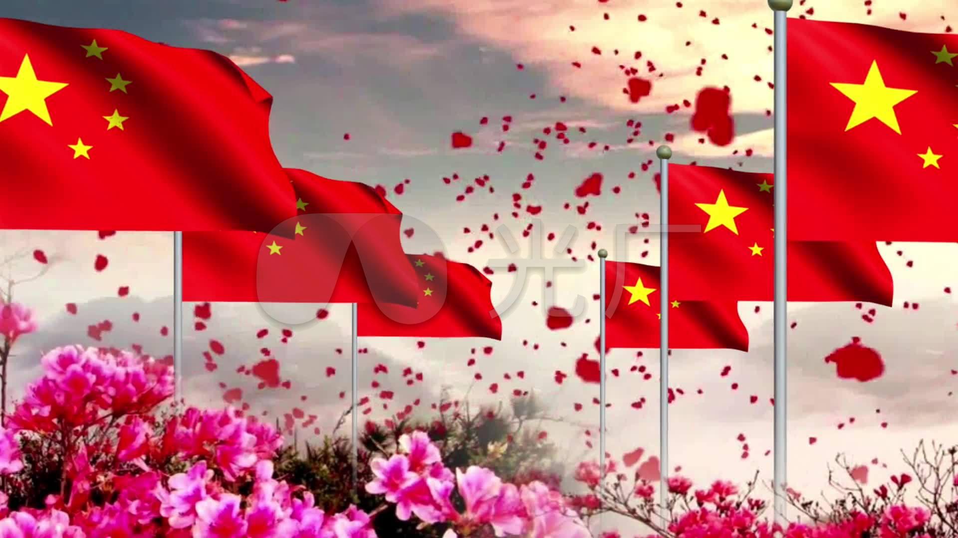 红色经典歌曲革命歌曲配乐中央红军_1920X1