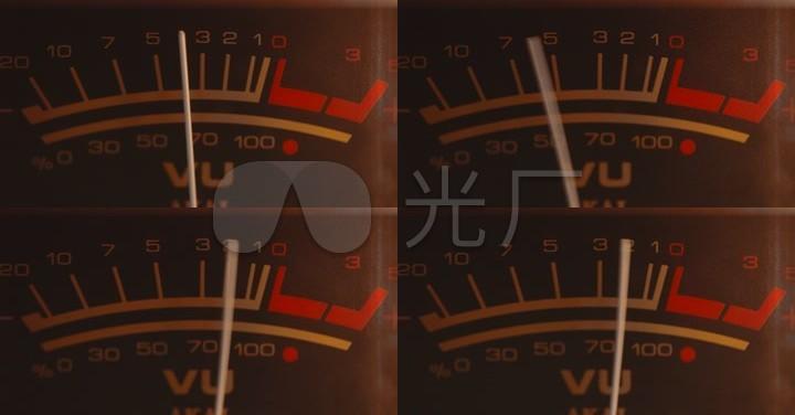 电压电流表