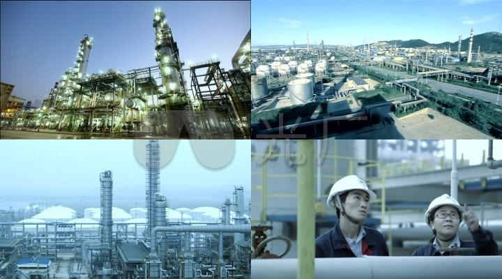 化工厂中国石化中国石油