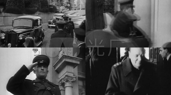 斯大林_丘吉尔_二战后会议