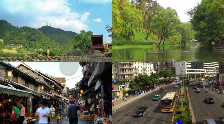 贵州贵阳人文旅游风光