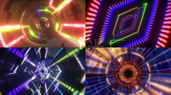 LED背景视频