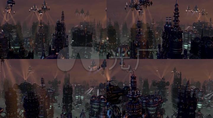 外星未来城市