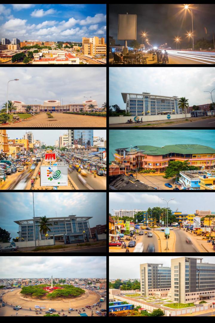 延时旅游城市风景宣传